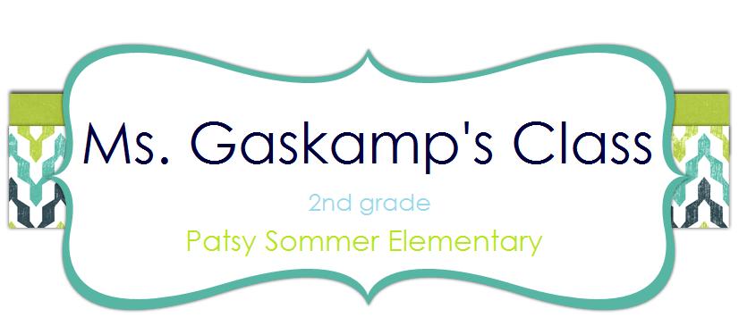 Ms. Gaskamp's Class