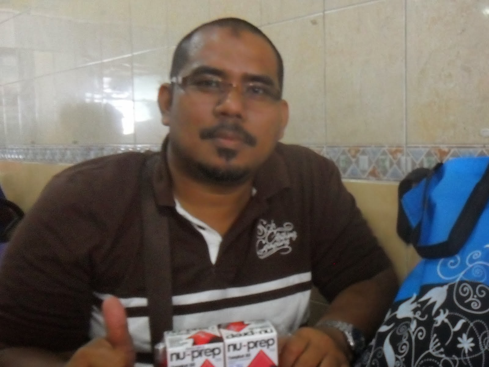 PROLAPSE INTERVERTERBRAL - Tongkat Ali Nu-Prep lelaki