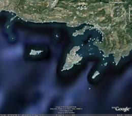 Νίκος Λυγερός ΑΟΖ - Καστελόριζο και Διαγράμματα Voronoi