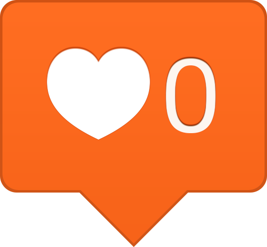 сердечко лайк инстаграм