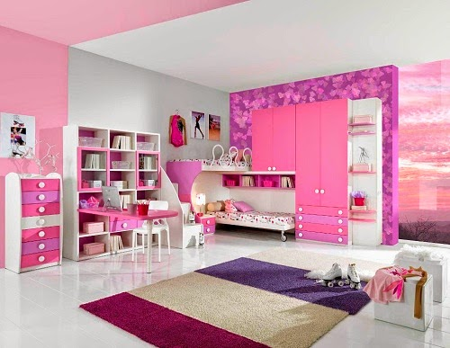 Cute girly bedrooms designs and ideas calgary edmonton for Cute girly rooms