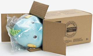 Fisher-Price Ocean Wonders Soothe and Glow Seahorse in the box