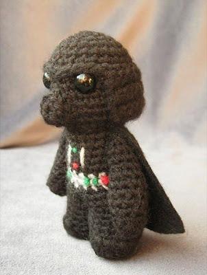Darth Vader Crochet