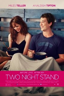 Two Night Stand (2014) Hollywood Movie Poster
