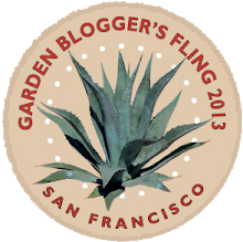 Garden Bloggers will gather in San Francisco June 2013