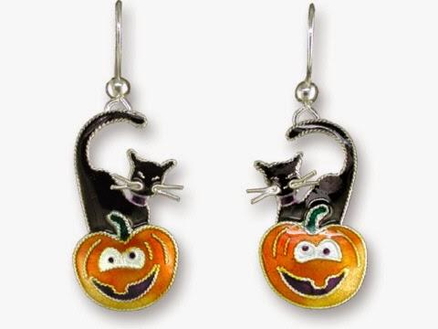 Pendientes Halloween