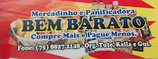 Mercadinho & Panificadora BEM BARATO
