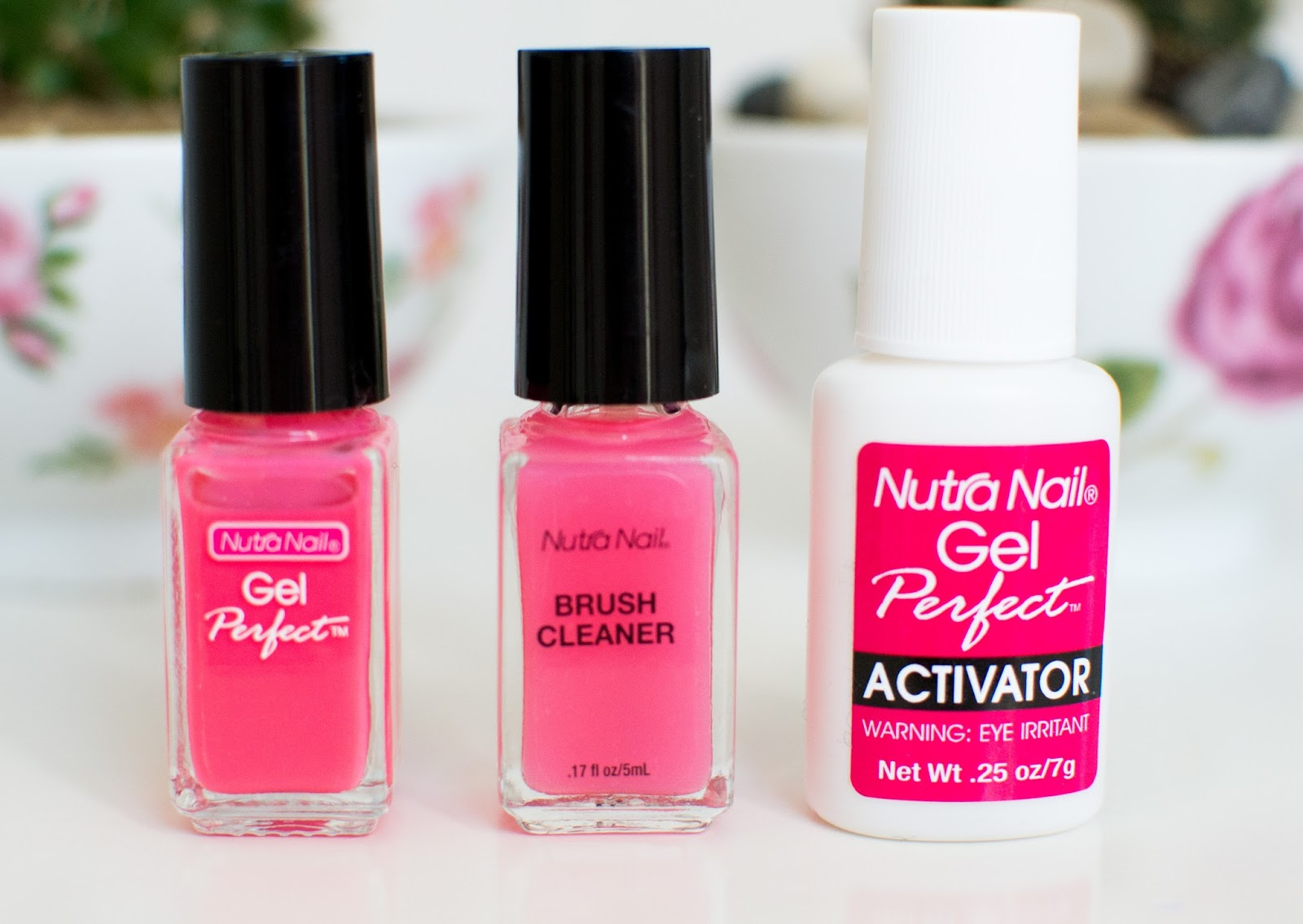 Nutra nail gel perfect manicure review