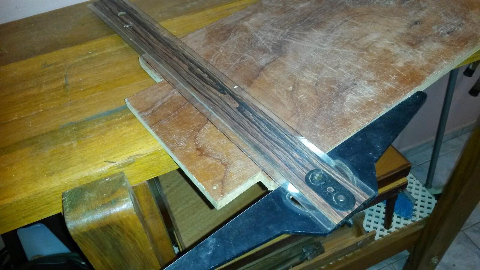Oficina do Quintal: Como fazer um aparador com restos de madeira #604C1C 1600x900