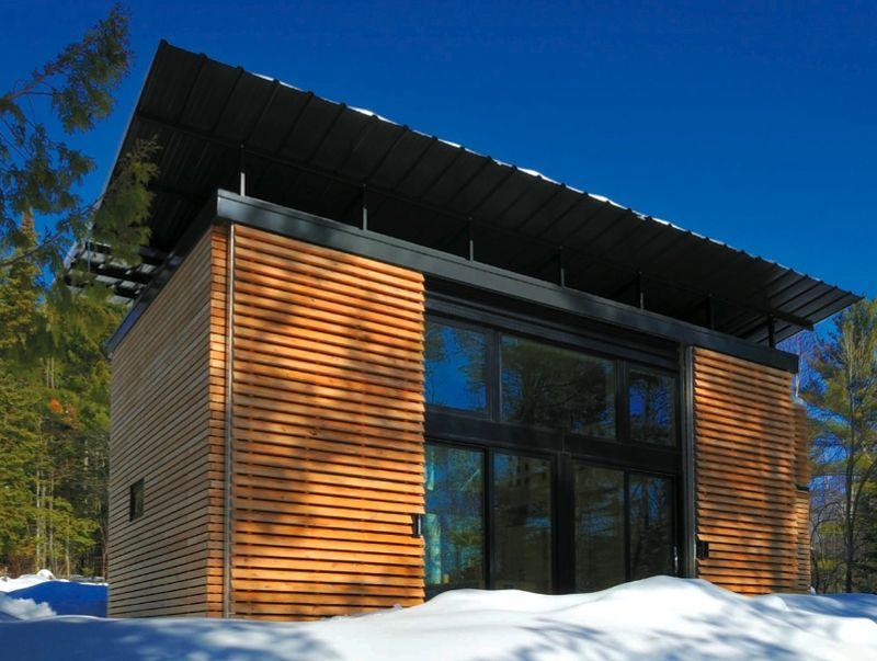 Edge Modern Green Home
