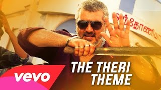 Vedalam – The Theri Theme Lyric _ Ajith Kumar, Shruti Haasan _ Anirudh