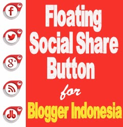 Floating Share Button Indonesia