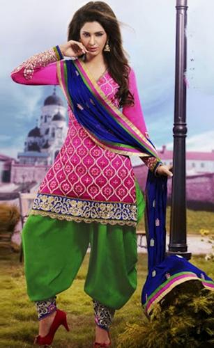 Pakistani Stitched Salwar Kameez Fashion 2013 2014 New