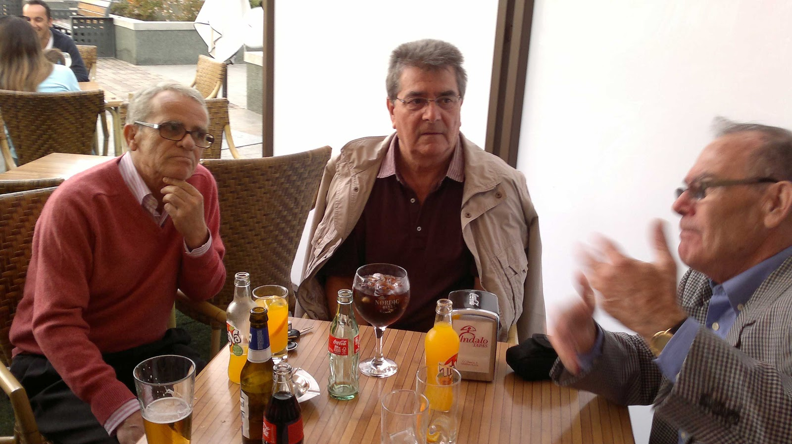 Encuentro en Alcalá 2012: Fotos enviadas por Bartolomé Asensio Mesas