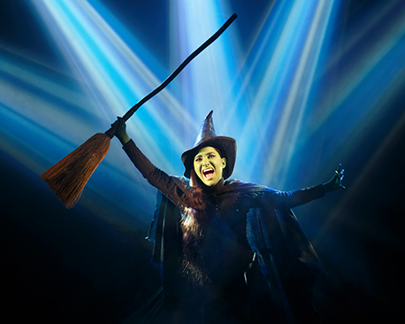 flying high a wicked fan site wicked wins broadwayworld. Black Bedroom Furniture Sets. Home Design Ideas