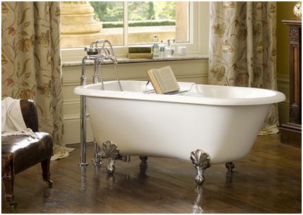 Luxurious volcanic limestone baths essence design for Limestone tub