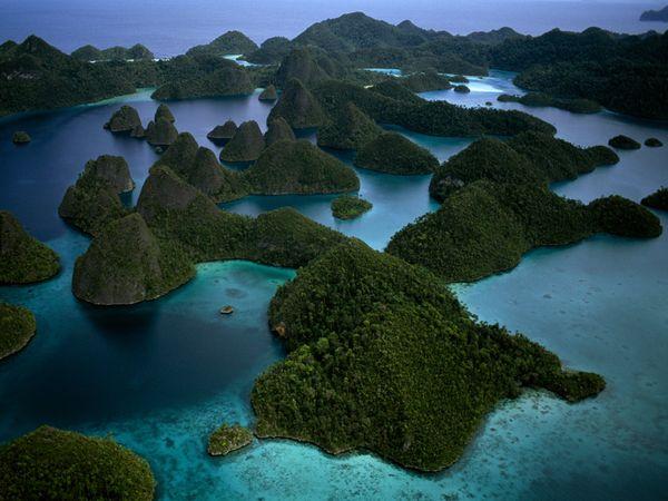 Raja Ampat; Indonesia