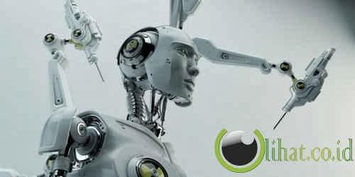 'Darah' Robot
