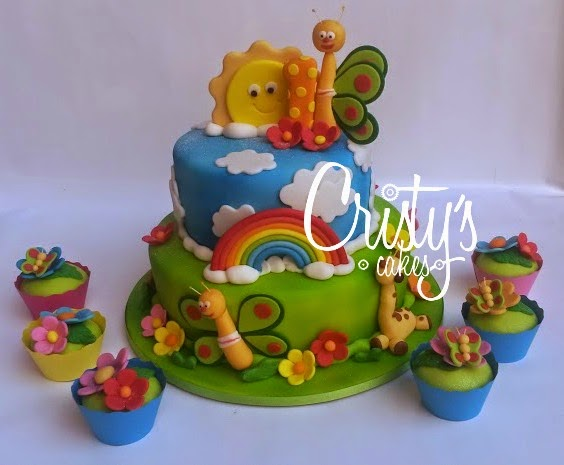 Cristy's Cakes: 07/14