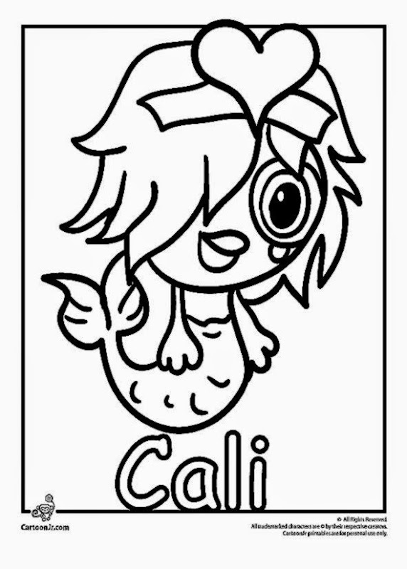 moshi monster coloring pages az coloring pages