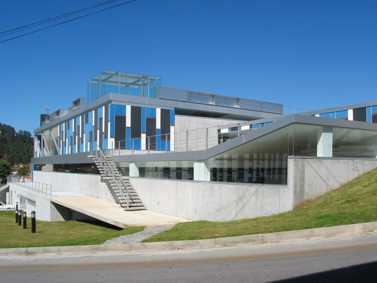 nuevas arquitecturas piscina municipal en mar n