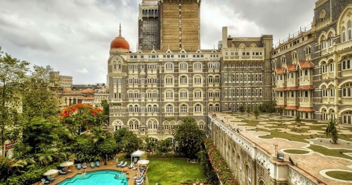 Best five star hotels in mumbai best destination in the for Five star hotels around the world