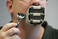 Perilla de ahorro para barba