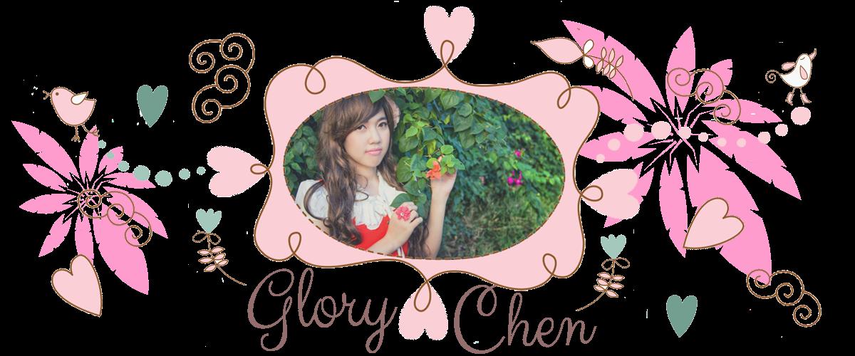 '゚・✿.。.:* Glory Chen's Blog*.:。✿*゚'゚