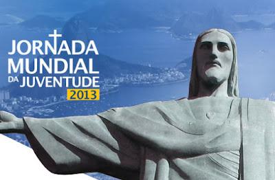 Logo da JMJ Rio2013 será lançada dia 1º de fevereiro