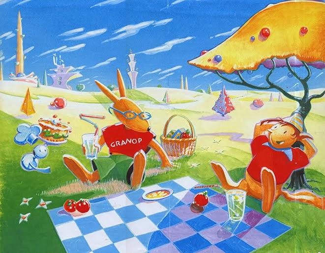 Granop picnic