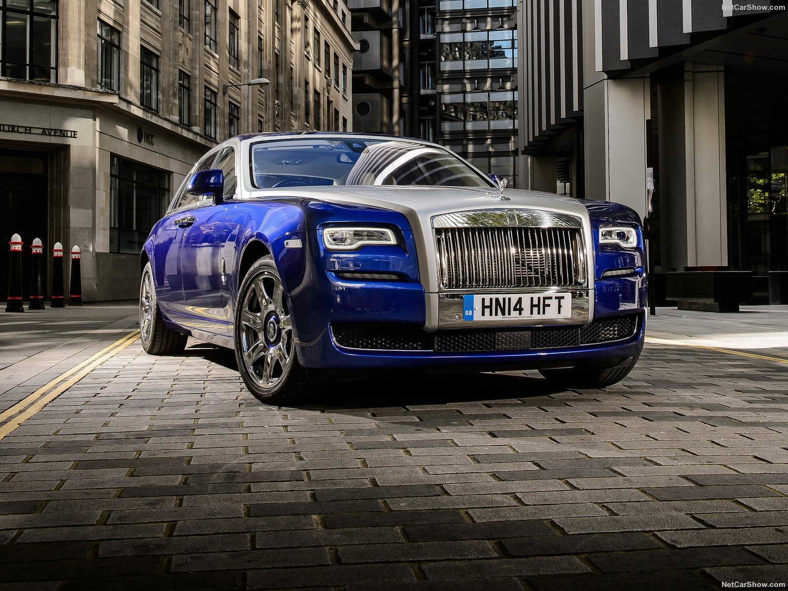 Hình ảnh xe ô tô Rolls-Royce Ghost Series II 2015 & nội ngoại thất