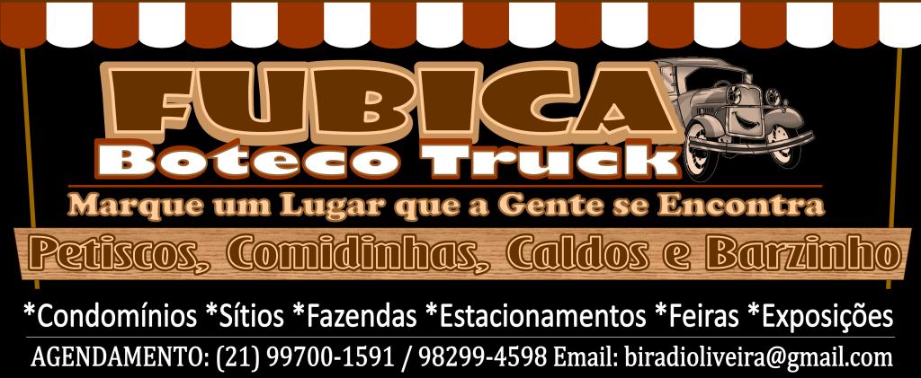 """Fubica"""" Boteco Food Truck"""