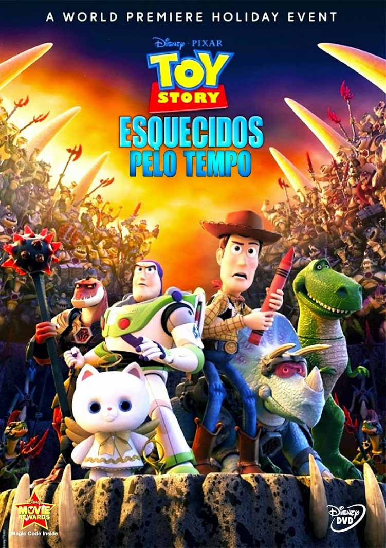 Toy Story: Esquecidos Pelo Tempo Torrent - BluRay 720p/1080p Dublado