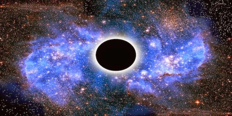 Black Hole Sudah Dikabarkan Dalam Al-Qur'an