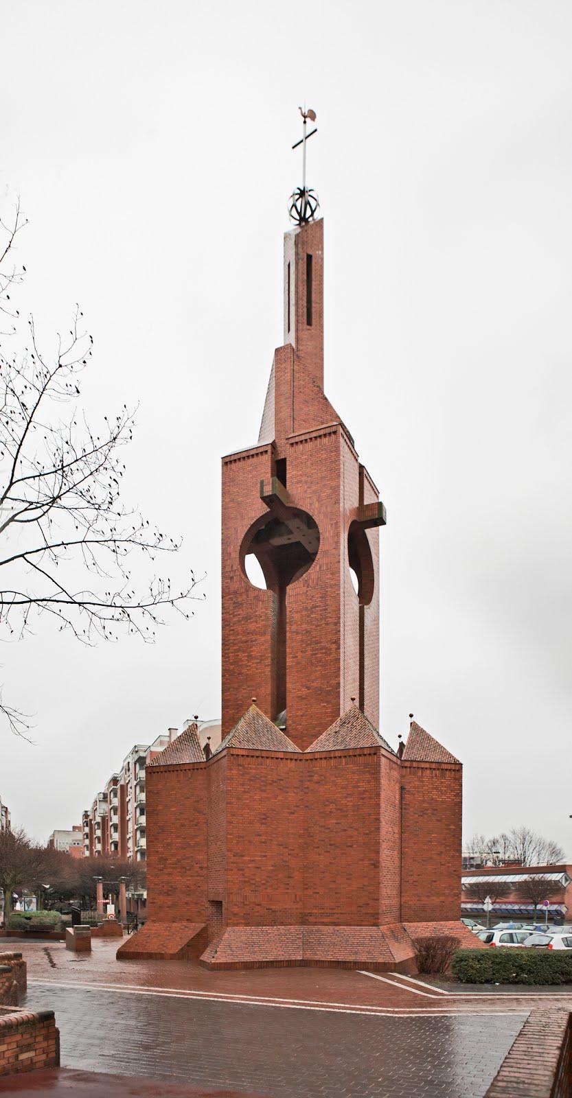 Oratoire Saint Marc - hotel de ville