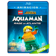 LEGO DC Superhéroes: Aquaman: Al rescate de Atlantis (2018) Full HD 1080p Audio Dual Latino-Ingles