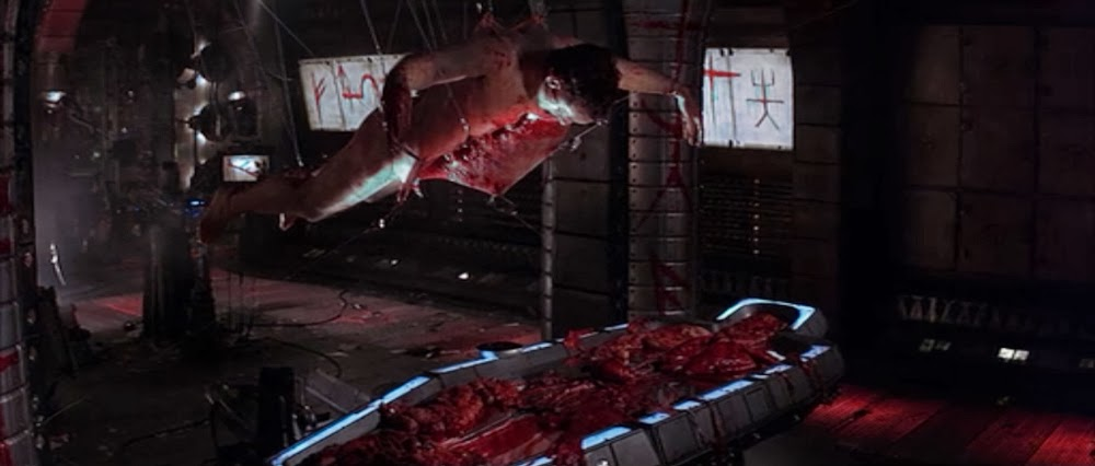 The gallery for --> Event Horizon Deleted Scenes