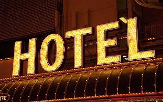 Logo para hoteis