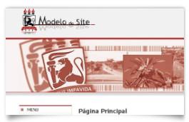 Ufpe modelo de site