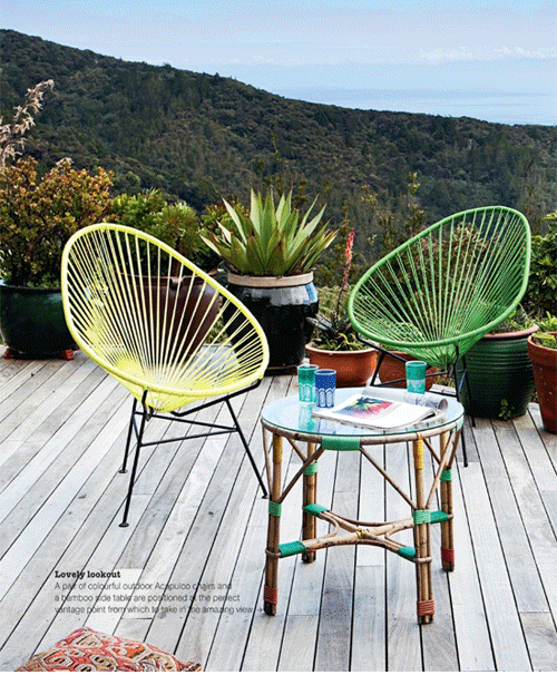 20 best patio chairs poppytalk for Terrace chairs