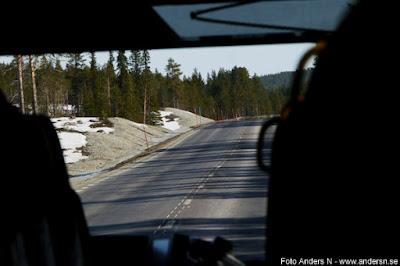 Lappland väg