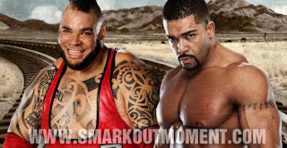 YouTube David Otunga vs Brodus Clay No Way Out 2012 Pre-Show PPV