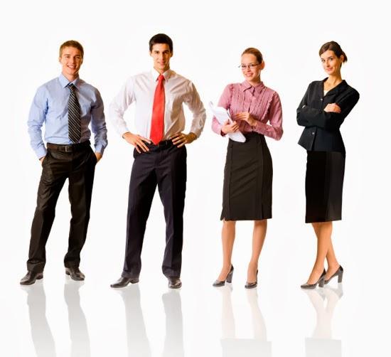 Cualidades que se asocian al color de las prendas de vestir en una entrevista de trabajo