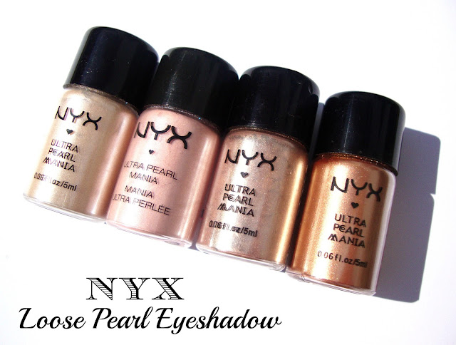 NYX Loose Pearl Eyeshadow 