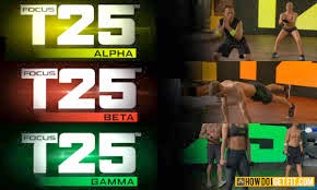 Focus T25 Phases