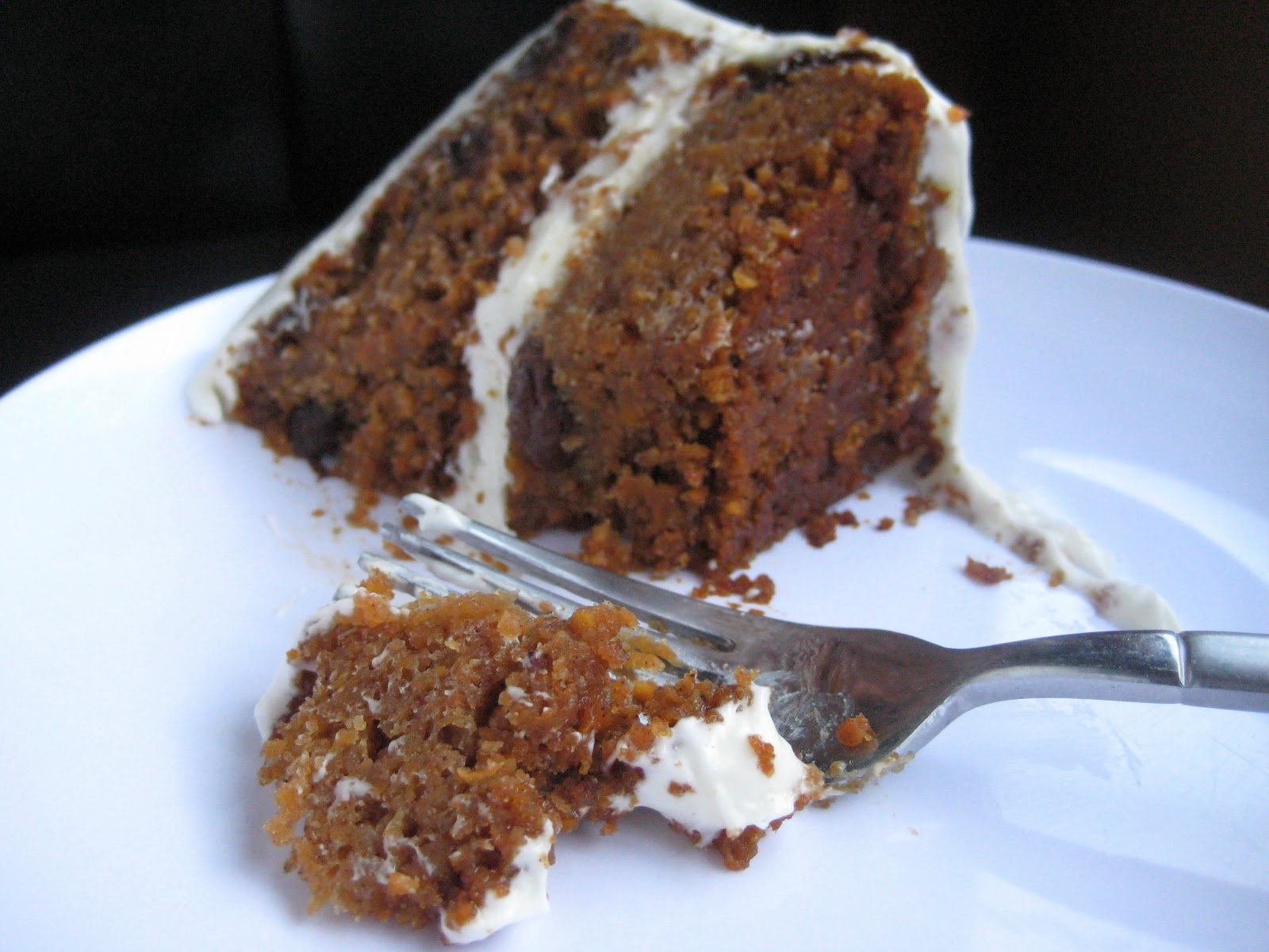 The Hedonistic Kitchen: Carrot Cake with Brown Butter