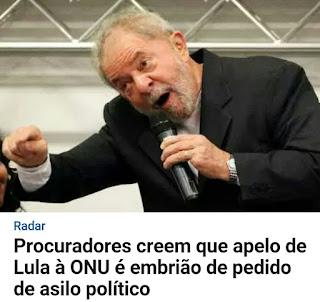 Lula busca uma saída para evitar o pior