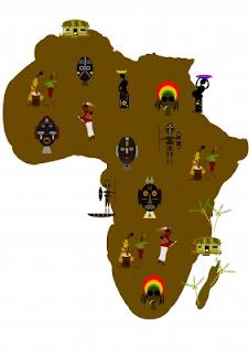 Jogos e brincadeiras africanas