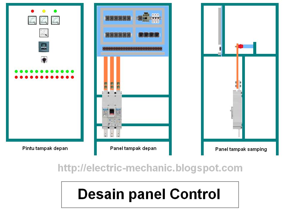 Cara membuat sendiri panel kapasitor bank industri menggunakan rvc abb gambar desain panel control ccuart Choice Image