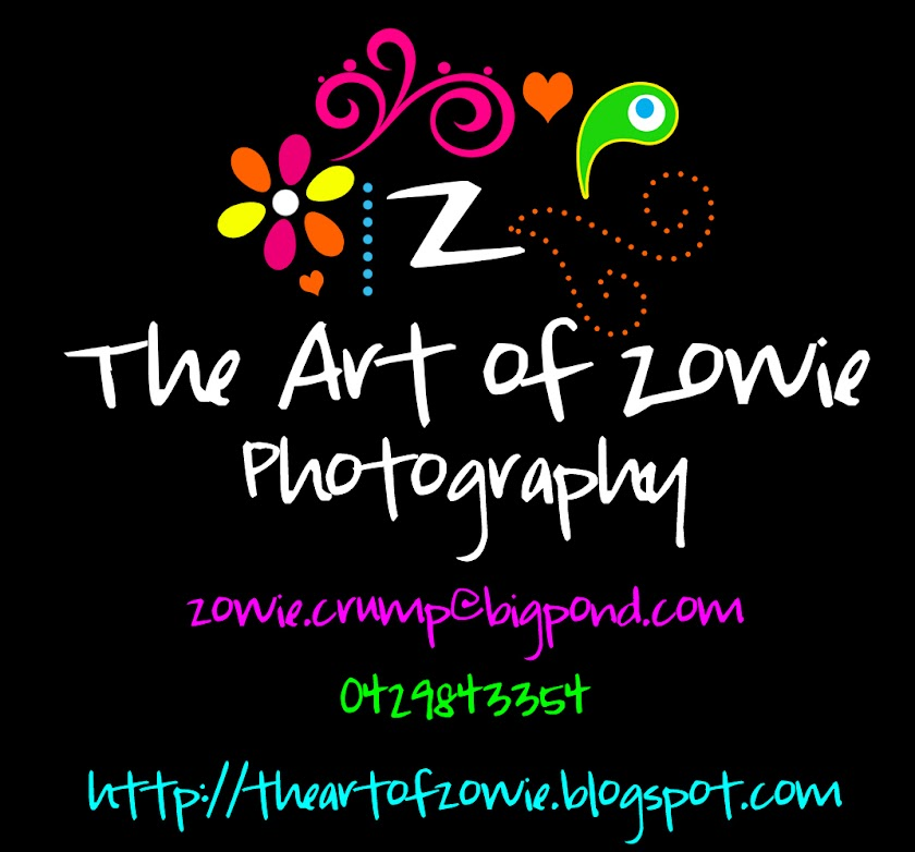 The Art of Zowie